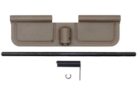 NDZ FDE Ejection Port Dust Cover Kit for AR-15