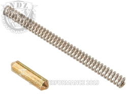Pivot Pin and Detent Spring for AR-15