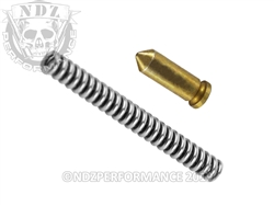NDZ Safety Detent and Spring for AR-15