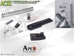 Apex for S&W Shield Competition Action Enhancement Trigger Kit .45 ACP