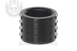 Backup Tactical Black Dots Thread Protector for 1/2 x 28