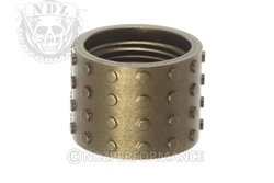Backup Tactical ODG Dots Thread Protector for 1/2 x 28