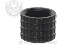 Backup Tactical Black Frag Thread Protector for 1/2 x 28