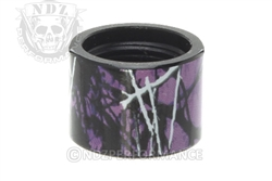 Backup Tactical Muddy Girl Camouflage Thread Protector for 1/2 x 28