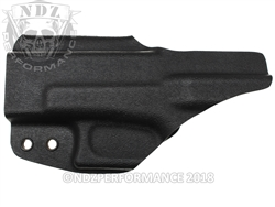Bad Bones Tactical IWB Incognito Holster for Glock 26 & 27 Black
