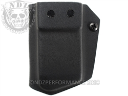 Bad Bones Tactical IWB Mag Pouch for Glock 9mm .40 Magazine Black