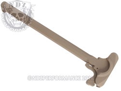 Bravo Company GunKote FDE Charging Handle Small Latch 5.6MM / 233 for AR-15