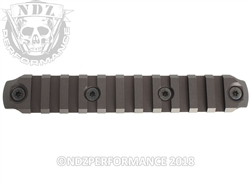 "BCM GUNFIGHTER AR-15 KeyMod Rail 5.5"" Aluminum Black"