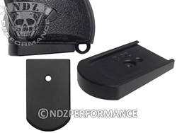 NDZ Black Magazine Plate for Beretta 92, 96 & clones (*LZ)
