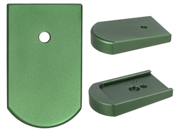 NDZ Green Magazine Plate for Beretta 92, 96 & clones (*LZ)