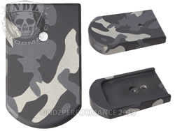 Magazine Plate Beretta 92 96 Black & Grey Multicam