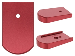 NDZ Red Magazine Plate for Beretta 92, 96 & clones (*LZ)