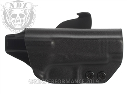 Concealment Express Glock 48 RG OWB Paddle Holster Black Kydex