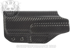 Concealment Express Sig Sauer P320 IWB Kydex RH Adjustable Holster Carbon Fiber