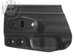 Concealment Express Sig Sauer P365 RH Holster Kydex Black IWB Tuckable
