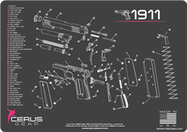Cerus Gear Handgun 1911