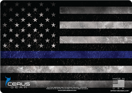 Cerus Gear Handgun Blue Lives Matter