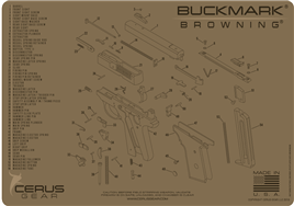 Cerus Gear Handgun Browning Buck