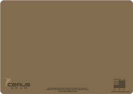 Cerus Gear Handgun Plain Mat