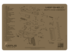 Cerus Gear Handgun Smith & Wesson M&P Shield