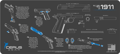 Cerus Gear Instruction 1911