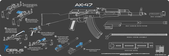 Cerus Gear Instruction AK-47