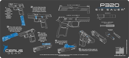 Cerus Gear Instruction Sig P320