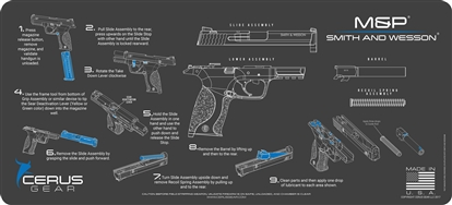 Cerus Gear Instruction Smith & Wesson M&P