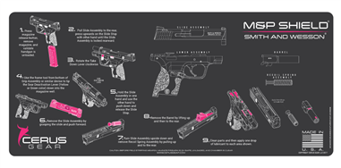 Cerus Gear Instruction Smith & Wesson M&P Shield