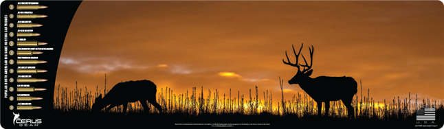 Cerus Gear Magnum Wildlife Deer Sunset