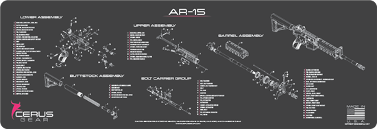 Cerus Gear Rifle AR-15