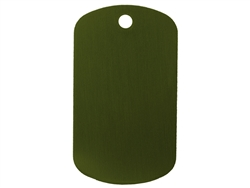 "NDZ ODG Dog Tag Kit With 30"" Chain & Silencer (*LZ)"