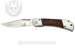 "Elkridge 3.75"" Spring Assisted Folding Pocket Knife ERA009SW (*LZ)"