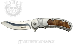 "Elkridge 3.5 "" Spring Assisted Folding Pocket Knife ERA014BU (*LZ)"