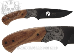 Elkridge Knife ER-200-09BR Fixed Blade