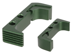 NDZ Green Plus Magazine Release for Glock Gen 4-5 10MM .45
