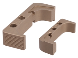 NDZ HC FDE Plus Magazine Release for Glock Gen 4-5 10MM .45