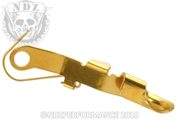 gold glock slide parts slide release gen 1 4