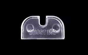 Ghost Armorer Clear Test Plate Glock 1-5