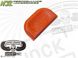 Ghost Armorers Orange Half Slide Cover Plate Tool for Glock Gen 1-5