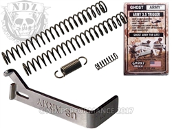 Ghost ARMY Connector Wolff Complete Kit Glock 1-3