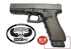 Ghost Plus 3 Magazine Plate for Glock Gen 1-5