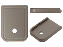 NDZ Gun Kote FDE Magazine Plate for Glock 10MM .45