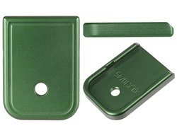 NDZ Green Magazine Plate for Glock 10MM .45 Caliber (*LZ)
