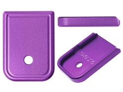 NDZ Purple Magazine Plate for Glock 10MM .45 (*LZ)