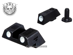Glock OEM Sight Set for Glock 42 43