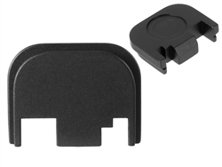 NDZ Black Rear Plate for Glock Gen 1-4 (*LZ)