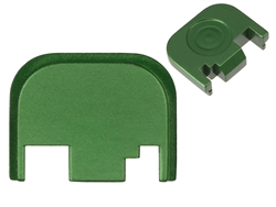 NDZ Green Rear Plate for Glock Gen 1-4 (*LZ)