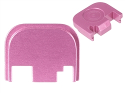 NDZ Pink Rear Plate for Glock Gen 1-4 (*LZ)