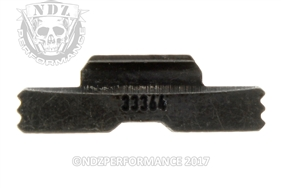 Glock OEM Slim Slide Lock Lever for 43 SP3364